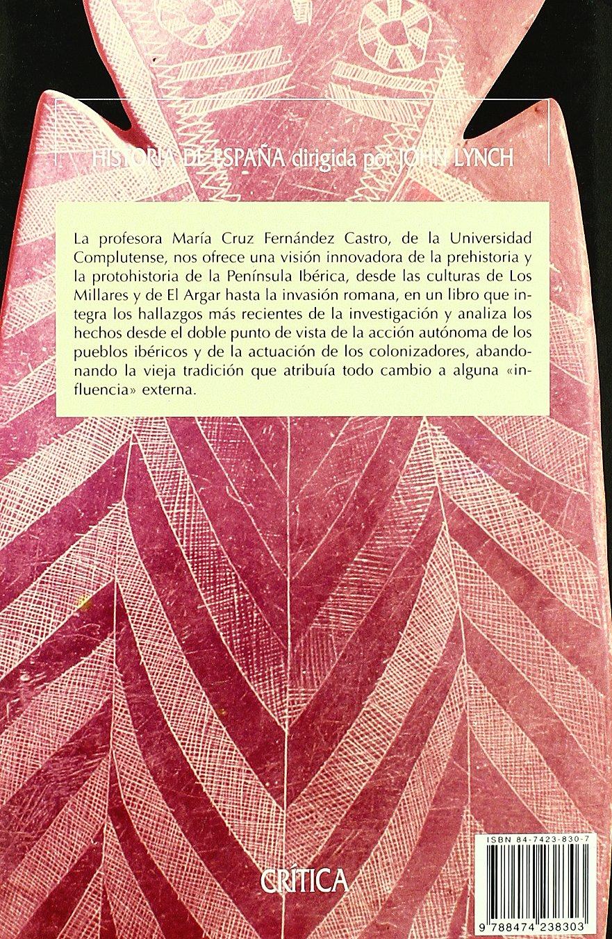 Prehistoria Península Ibérica (Serie Mayor): Amazon.es: María Cruz Fernández Castro: Libros