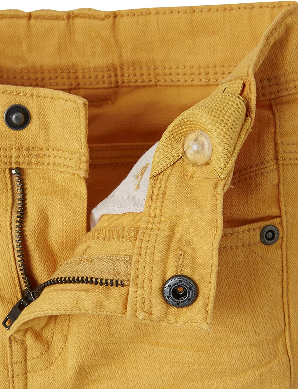 Vertbaudet Pantalon Slim gar/çon Tour de Hanches Medium