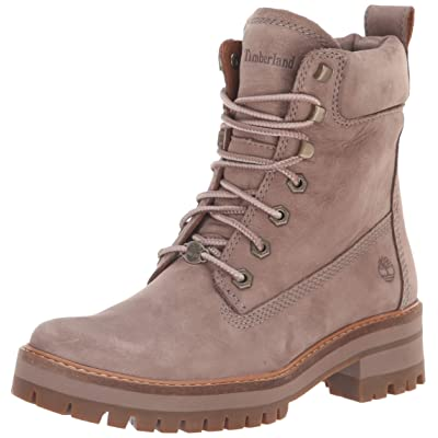 """Timberland Women's Courmayeur Valley 6"""" Boot Fashion   Ankle & Bootie"""