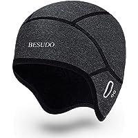 Radoor Fietsmuts Winter - wintermuts warm & winddicht - comfortabele helm ondermuts voor fietshelm, skihelm, Bike Cap…