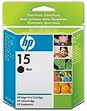 HP 15 - Gran Cartucho Negro de inyección de tinta (C6615DE)