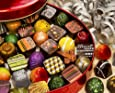 Springbok Puzzles - Tin of Treats - 2000 Piece Jigsaw Puzzle - Large 34 Inches by 42.5 Inches Puzzle - Made in USA - Unique Cut Interlocking Pieces