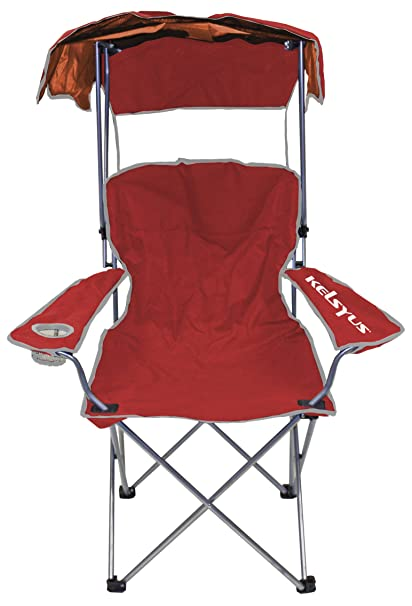 Kelsyus Original Canopy ChairRed  sc 1 st  m.amazon.com & Amazon.com : Kelsyus Original Canopy Chair Red : Camping Chairs ...