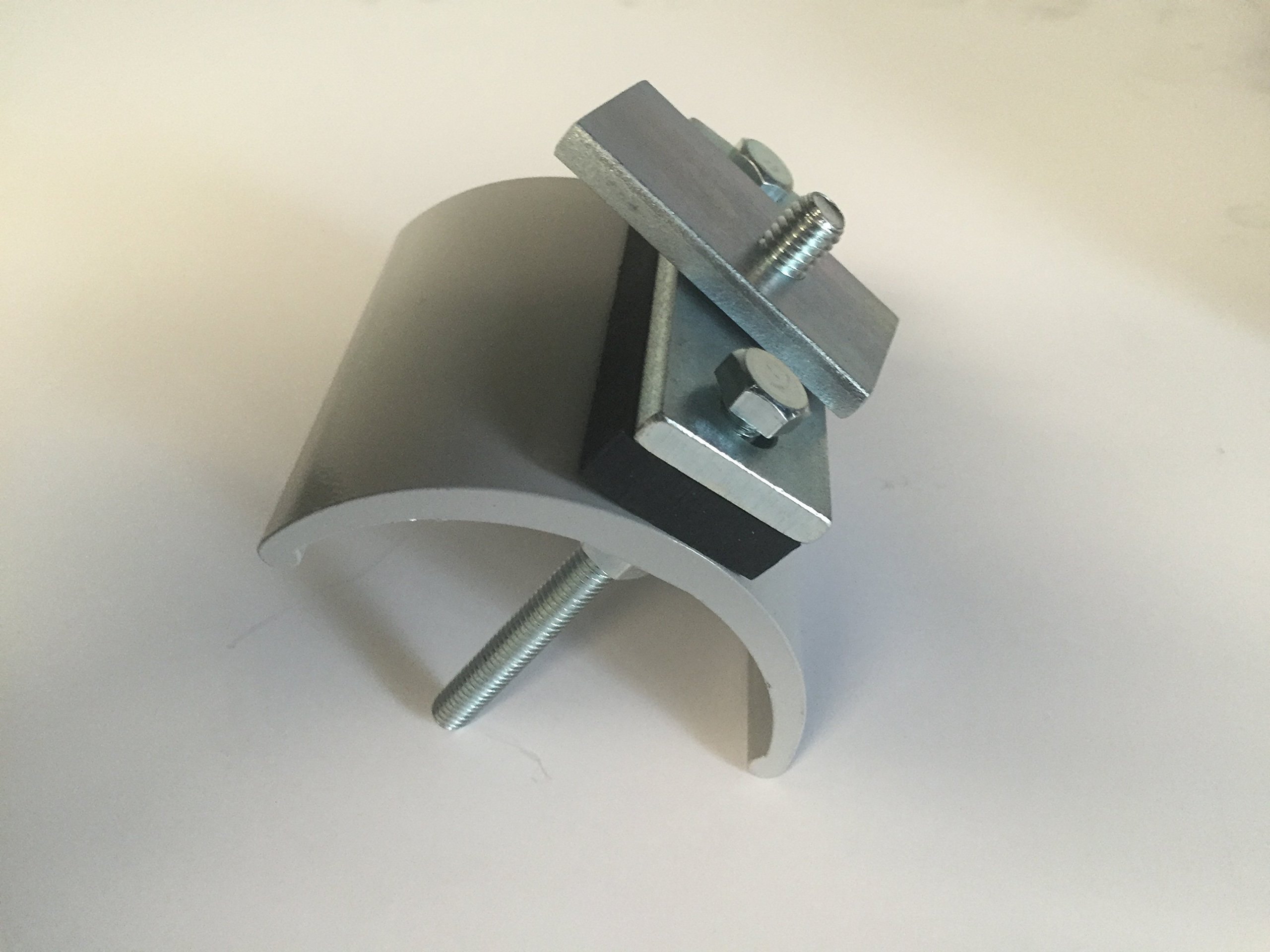 Aero-Motive Festoon End Clamp 5400 Series Steel End Clamp For Flat Electric Cables up to 0.45 Inches Thick: 5412-2