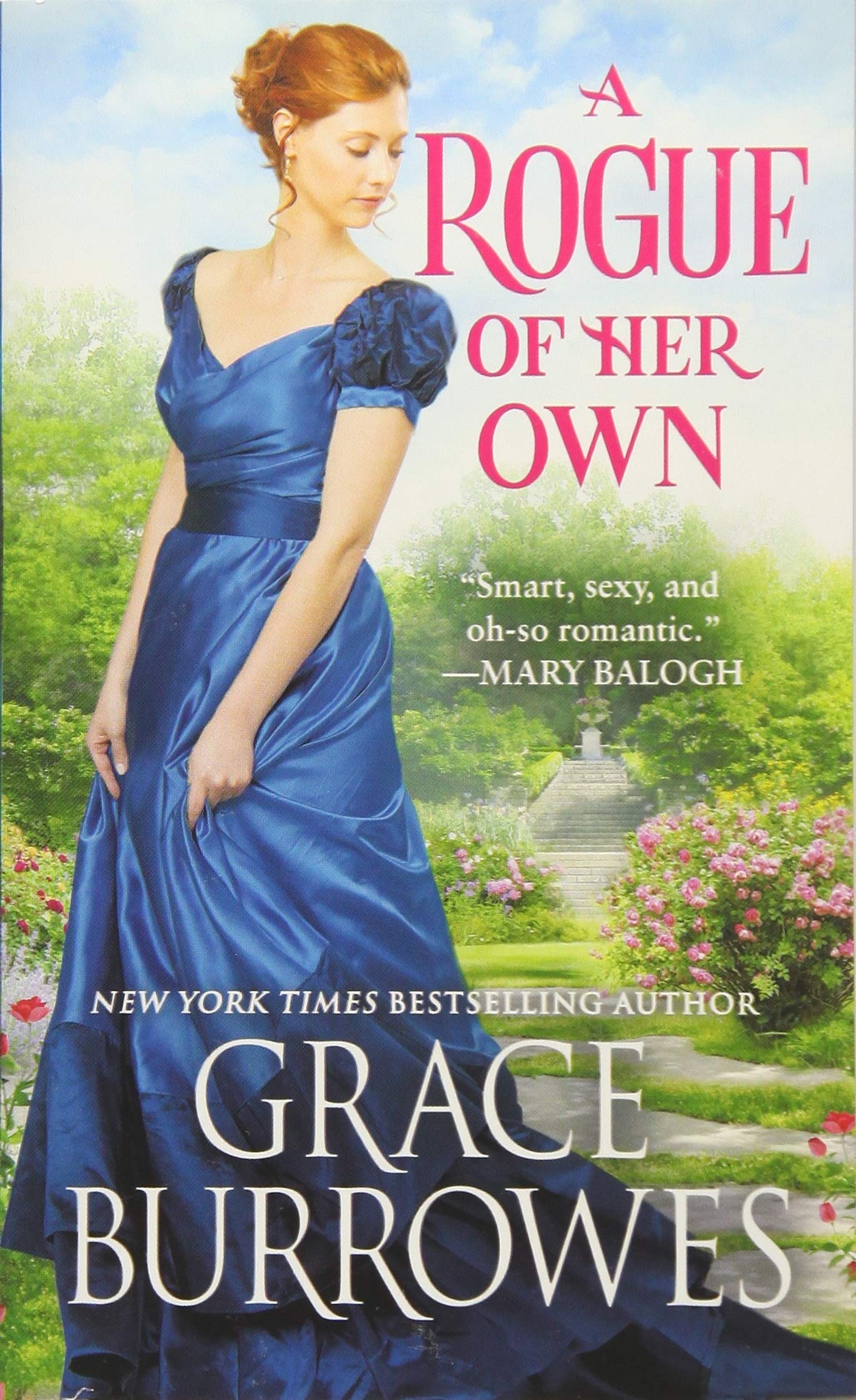 A Rogue of Her Own (Windham Brides): Grace Burrowes