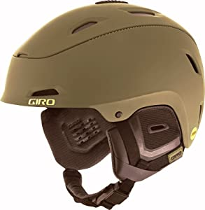 Giro Range MIPS Snow Helmet Matte Mil Spec Olive Medium (52-55.5 cm)