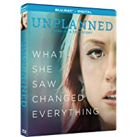 Unplanned Blu-ray