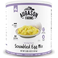 Augason Farms Scrambled Egg Mix 2 lbs 4 oz No.10 Can