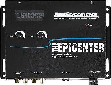 AudioControl épicentre Amplificateur 6 Broches Bouton Remote Cable