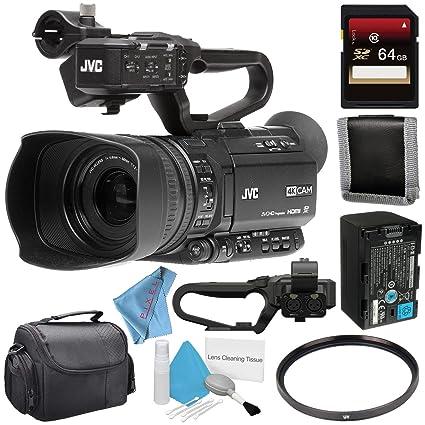 Amazon.com : JVC GY-HM250 GY-HM250U UHD 4K Streaming ...
