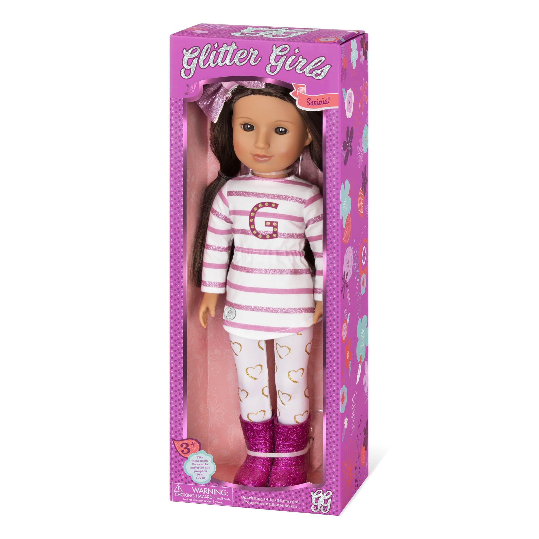 Glitter Girls by Battat Sarinia 14 inch Fashion Doll ...
