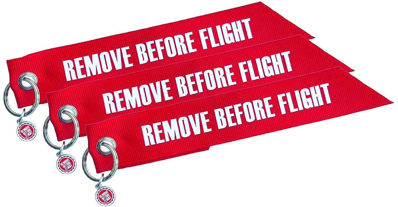 Remove Before Flight Lot de 3 pendentifs en Forme de Poulet