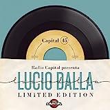 """Radio Capital Presenta: Lucio Dalla Limited Edition [4 LP 7"""" 45 Giri]"""