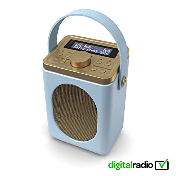 Little Shelford DAB/DAB+ Digital & FM Radio, Portable