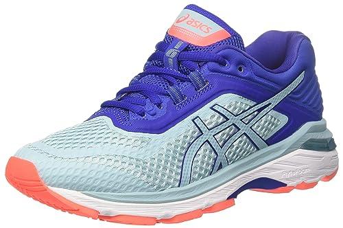 zapatillas de mujer running asics