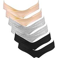 aa32ef6901a49 Intimate Portal Women Under The Bump Maternity Panties Pregnancy Underwear