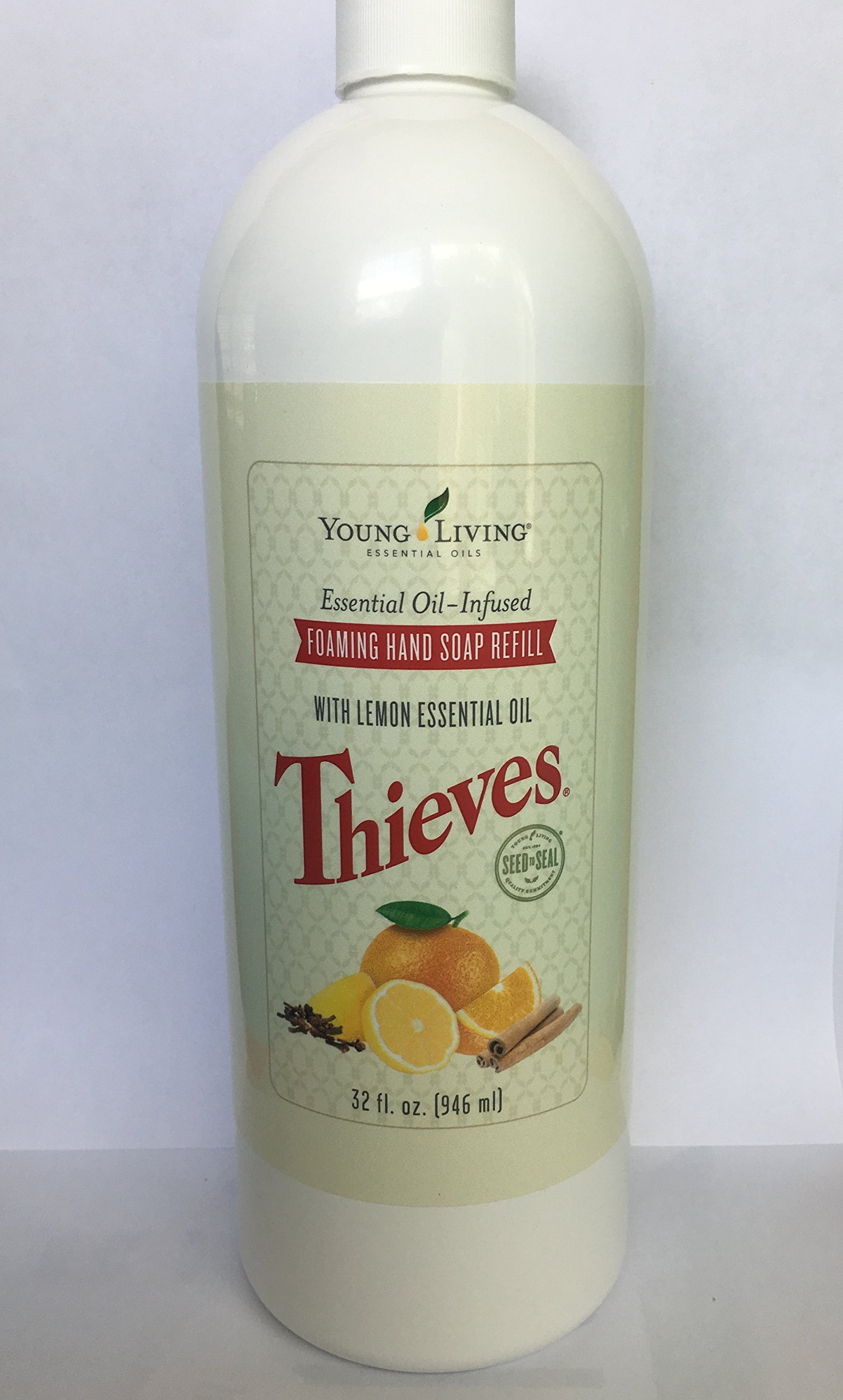 Thieves Foaming Hand Soap Refill - 32 oz by Young Living Essential Oils