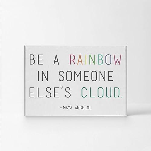 SmileArtDesign Be A Rainbow