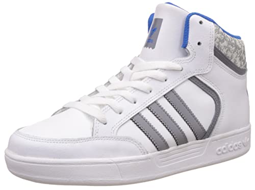e9538ee44db adidas Originals Unisex Varial Mid J Leather Sneakers: Buy Online at Low  Prices in India - Amazon.in