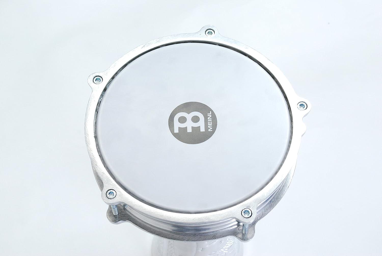 Meinl 8 inch Hand-Hammered Aluminum Jingle Darbuka
