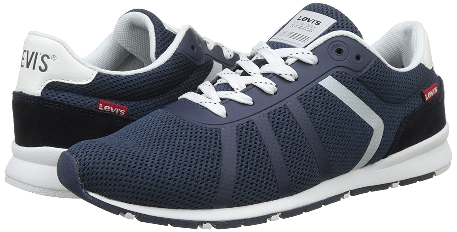 Amazon.com | Levis Mens Shoes New Almayer Lite Sneakers Trainers | Shoes