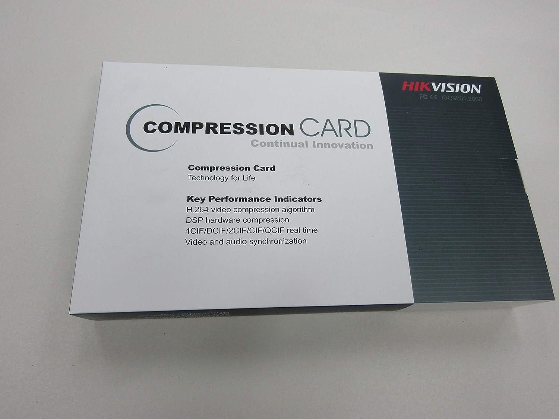 Hikvision DS-4216HFVI-E PCIE Compression Card CCTV Transmission Systems