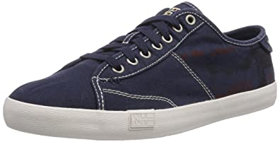 frisse stijlen nieuwe foto's gedetailleerde look NAPAPIJRI FOOTWEAR Asker Herren Sneakers