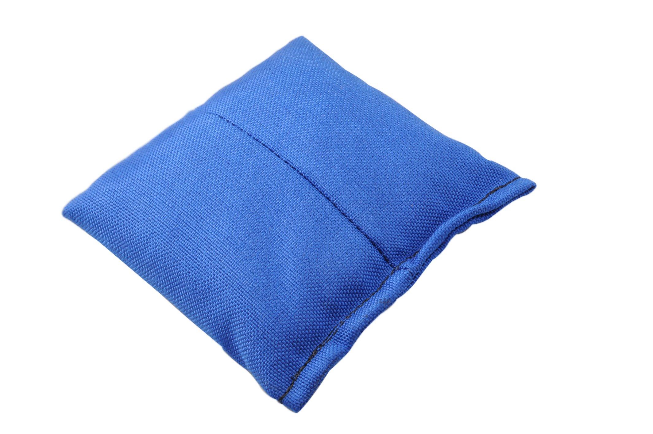4lb. Cordura Soft Weight Pouches perfect for Scuba Diving BCs