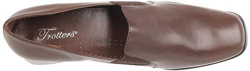 Trotters Ash - Mocasines para mujer Fudge, color marrón, talla 42: Amazon.es: Zapatos y complementos