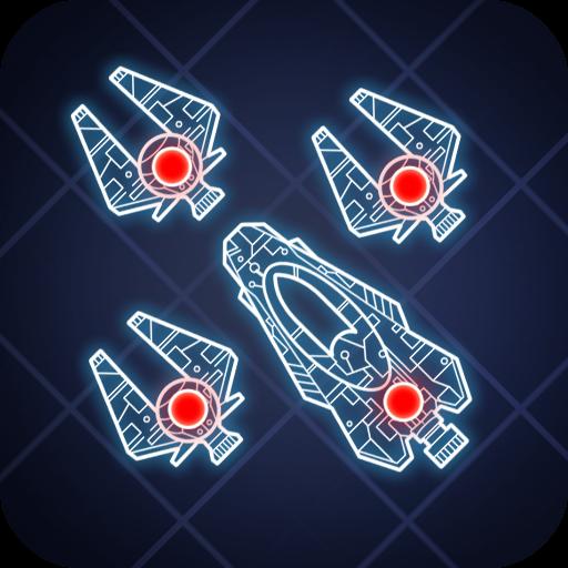 Space Battle: Série Batalha - um jogo de Batalha Naval com