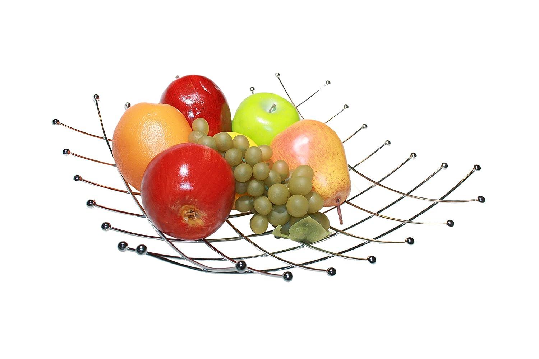 Fruit Basket - Metal 13