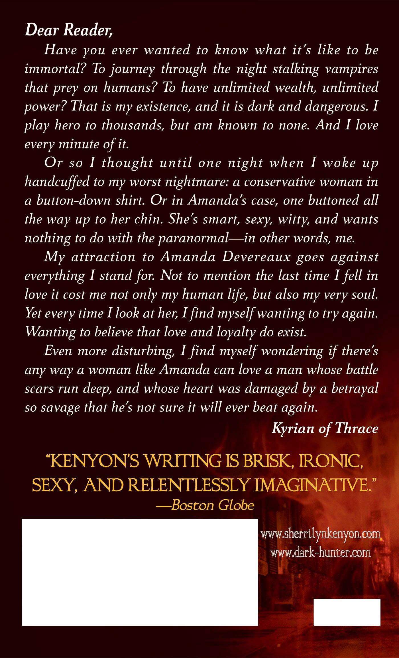Night Pleasures (darkhunter, Book 2): Sherrilyn Kenyon: 9780312979980:  Amazon: Books