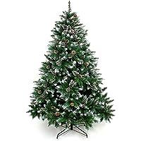 Yorbay - Árbol de Navidad Artificial Natural
