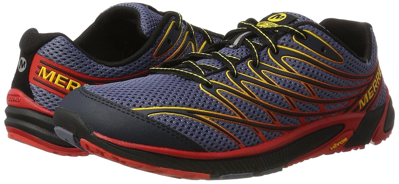 Merrell Mens Bare Access 4 Trail Running Shoe Merrell Footwear BARE ACCESS 4-M