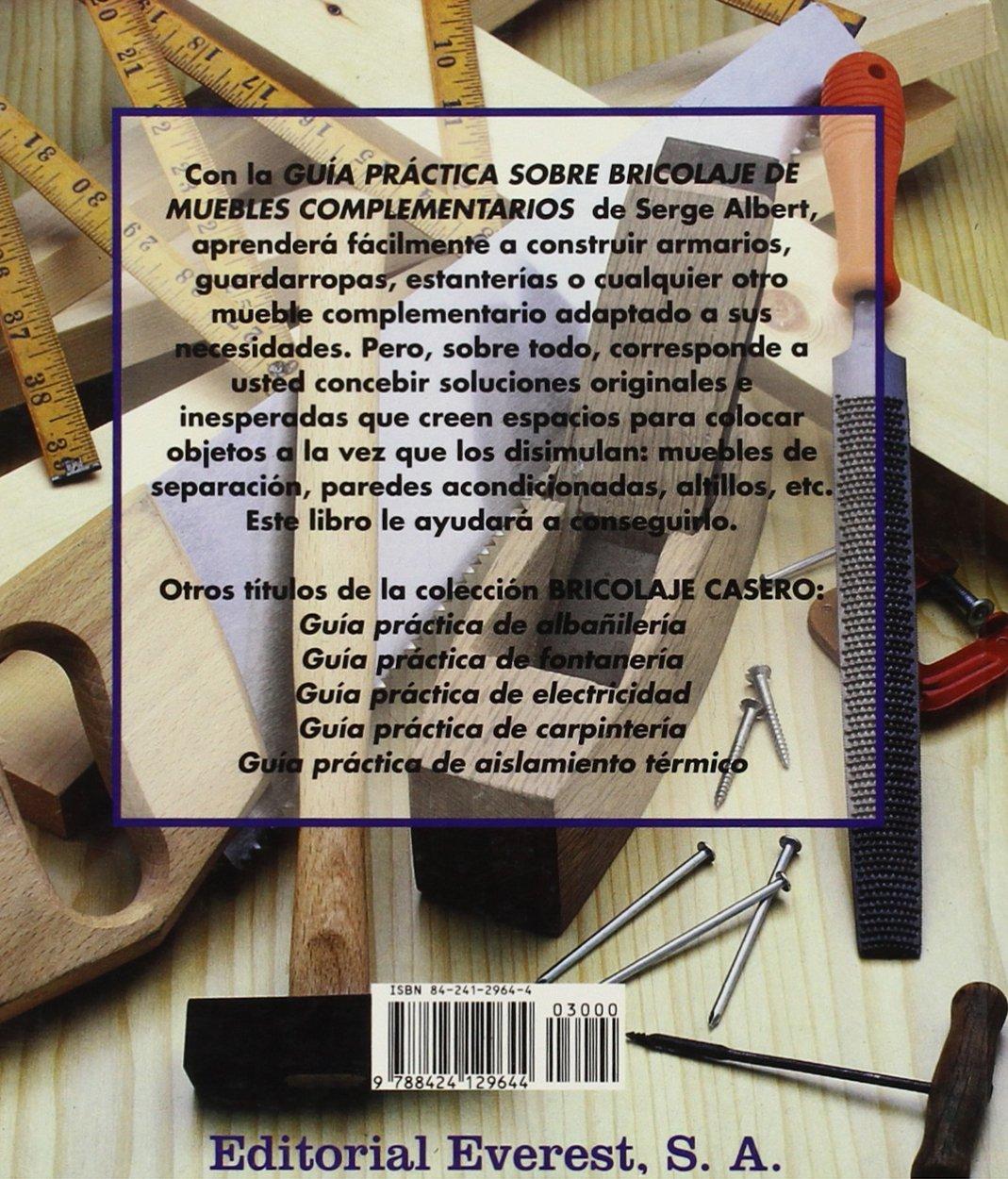 Gu A Pr Ctica Sobre Bricolaje De Muebles Complementarios Alibert  # Le Font Muebles