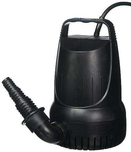 Amazon com : Jebao 3168 GPH Submersible Pump for Koi