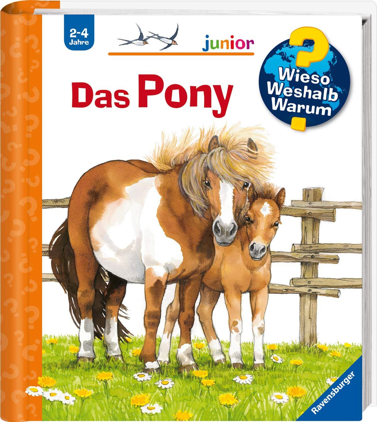 Das Pony  Wieso  Weshalb  Warum  Junior Band 20