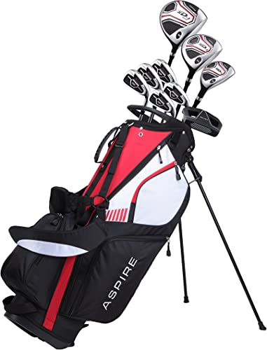 Premium Men s Senior Complete Golf Club Set Right Handed, Senior Flex for Great Performance