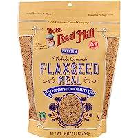 Bob's Red Mill Gluten Free Flaxseed Meal, 16Oz