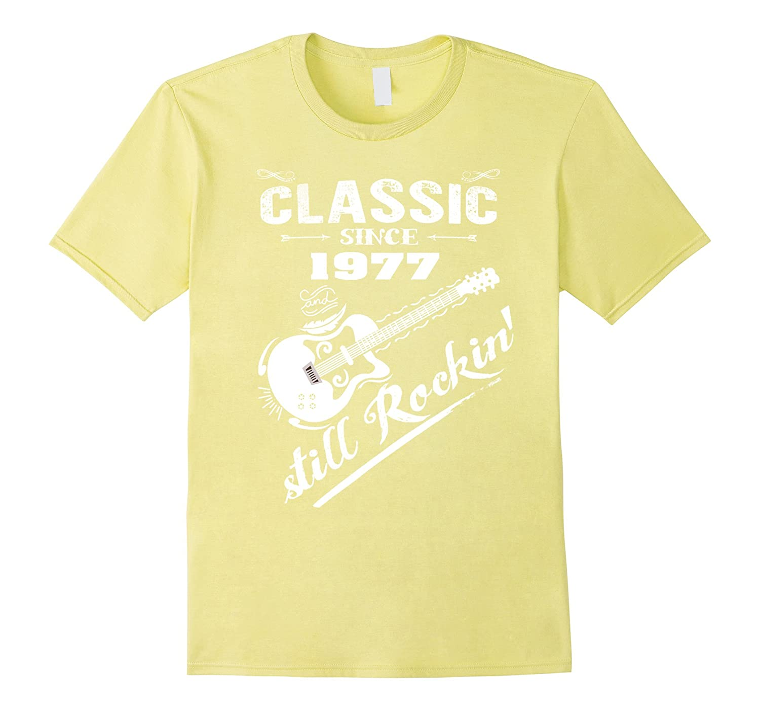 1977 Vintage Shirt - 40th Birthday Gifts Shirt-BN