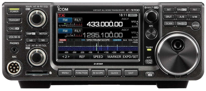 Icom IC-9700 VHF/UHF/1 2GHz D-STAR Base Station Transceiver