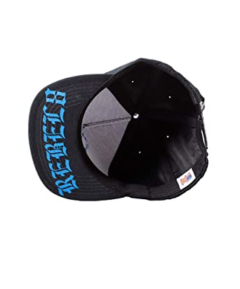 cd38185f9ff1b REBEL8 Olde Ways Snapback Black at Amazon Men s Clothing store