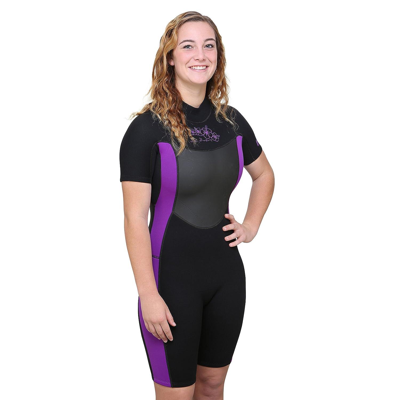 U.S Divers Womens Shorty Wetsuit