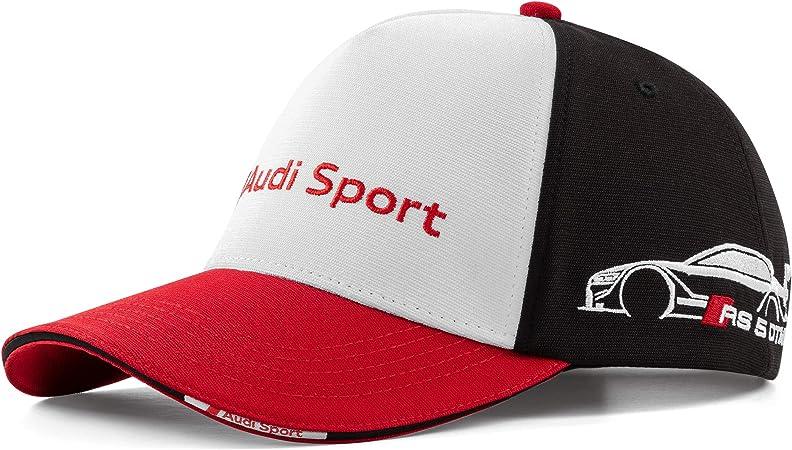 Audi 3132002400 Baseball Cap Motorsport Black Auto