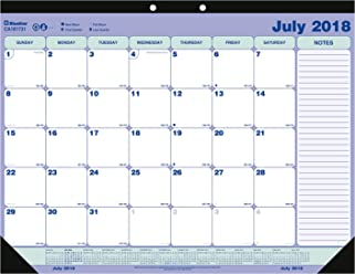 amazon com blueline planners desk pads and calendars