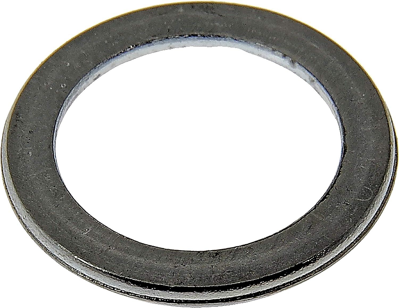 3 x Mitsubishi engine oil pan sump drain plug washers MD050317