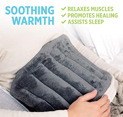 Amazon.com: Soothing Company - Almohadilla de calefacción ...