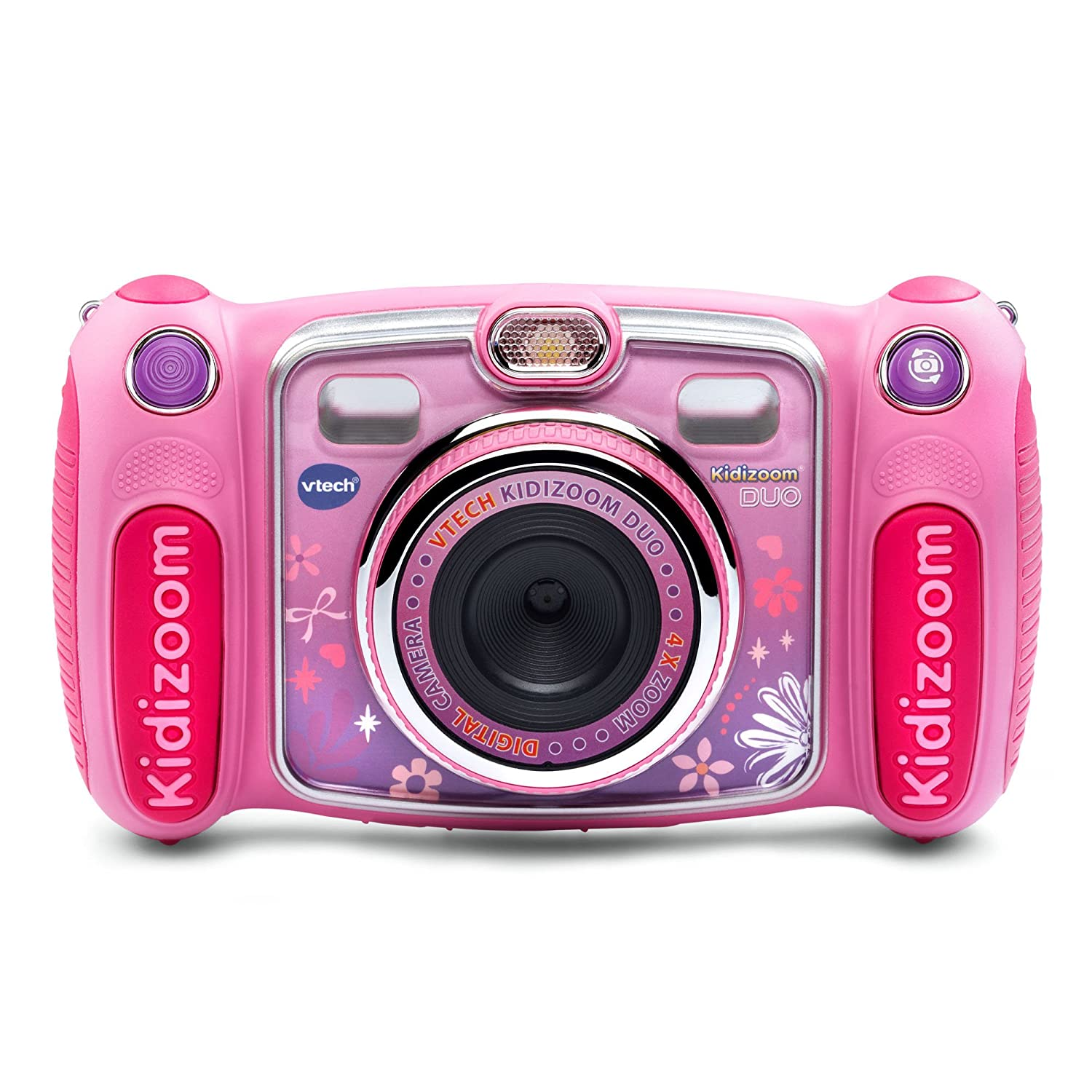 Camera Vtech Kids Camera amazon com vtech kidizoom duo camera pink online exclusive toys games