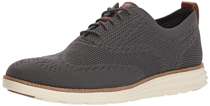 Cole Haan Men's OriginalGrand Knit Wingtip Oxford