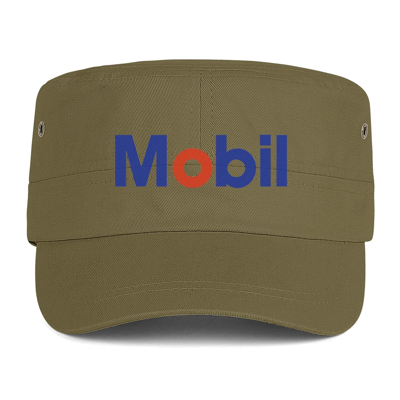 US-Army Mobil-Vector-Logos Snapback Cap Flatbrim Unconstructed Rugged Visor Caps Men Women